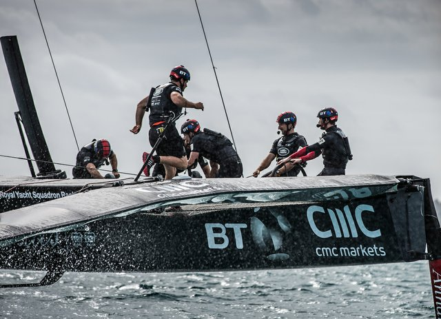 Americas Cup #bringthecuphome