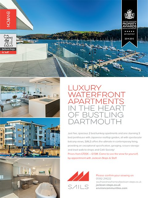 Sails Dartmouth by Environ Communities