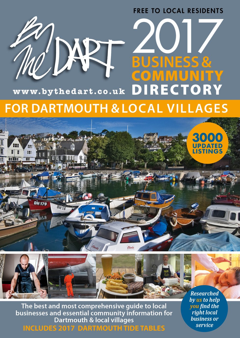 By The Dart Business Directory 2017