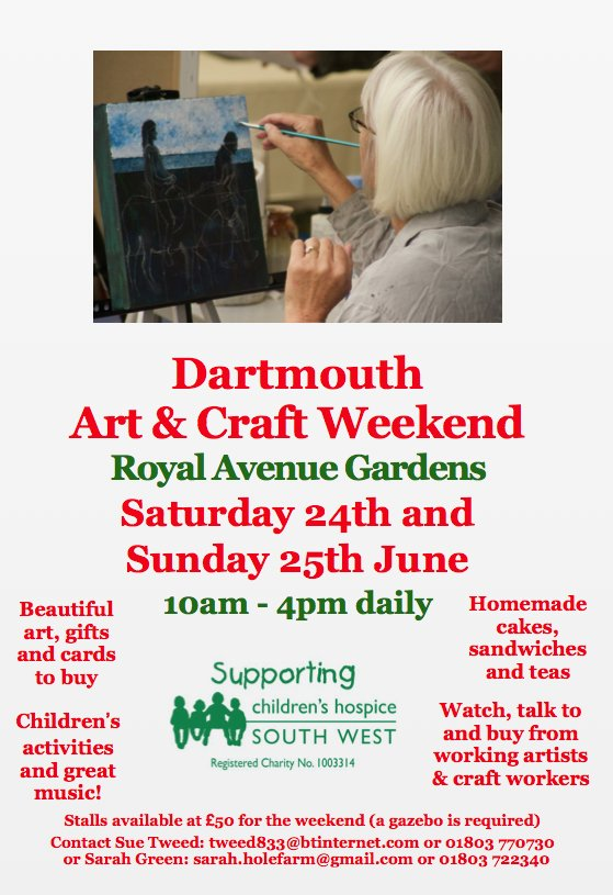 chsw art & craft weekend