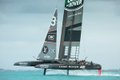 Land Rover BAR R1 testing day Bermuda