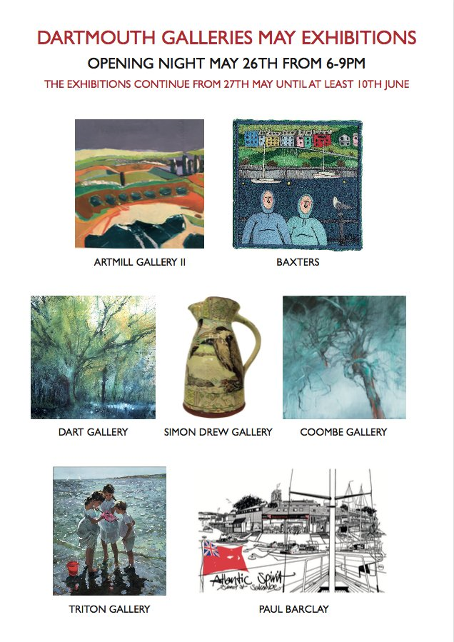 Dartmouth Galleries May Exhibition