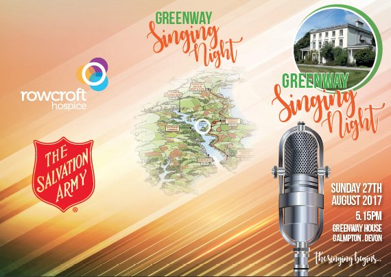 greenway singing night