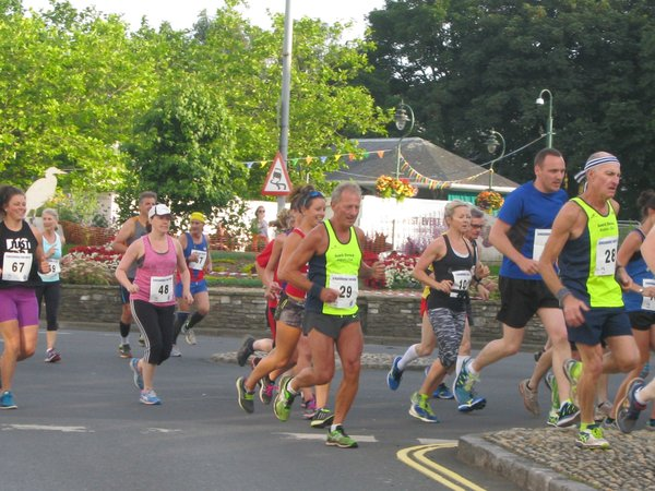 KIngsbridge Fair Week - 10k Run