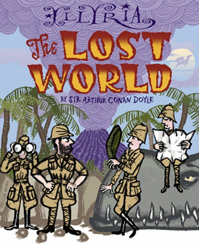 the lost world illyria