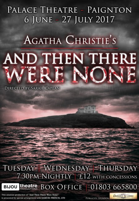 And Then There Were None 2