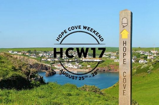hope cove weeken
