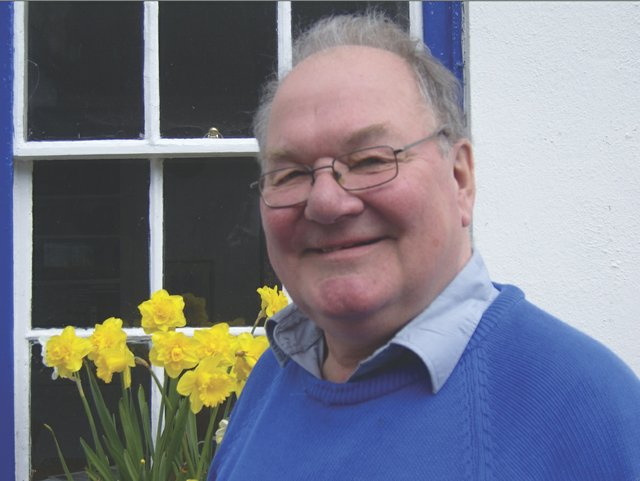 Dr John Walker, Chairman of Dittisham Parish Council
