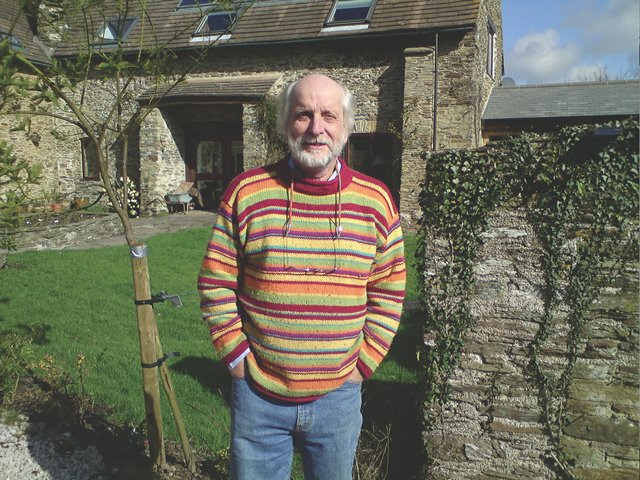 Ed Welch, Composer and Patron of the Dart Music Festival