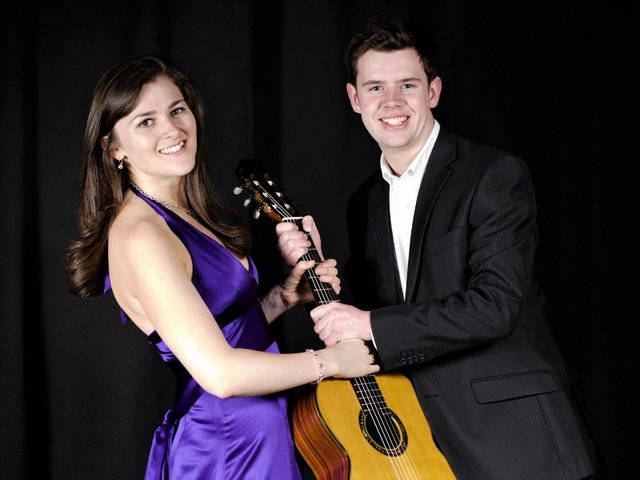 THE FLAVEL YOUNG ARTISTS PLATFORM - DUO PALATINO