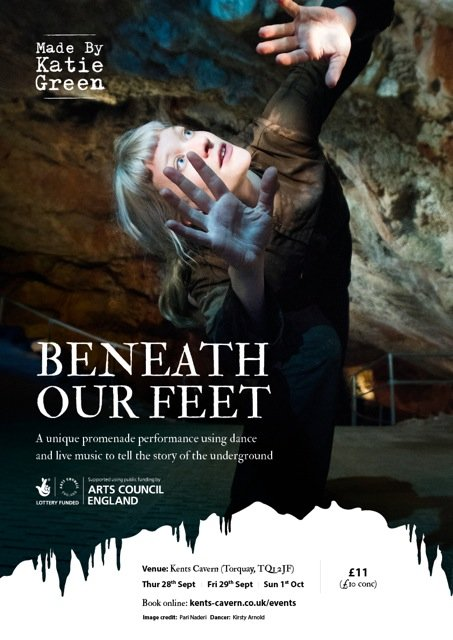 Beneath Our Feet - Dancing in Caves