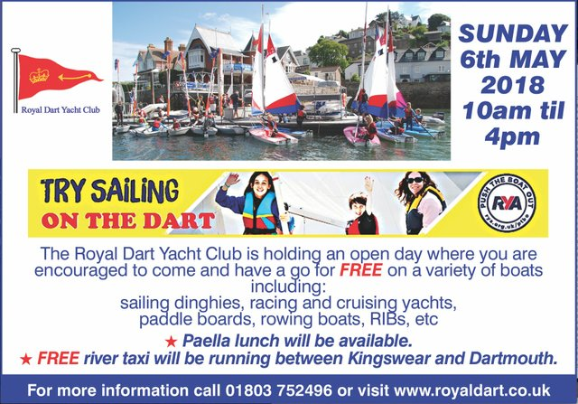 RDYC Try Sailing Day