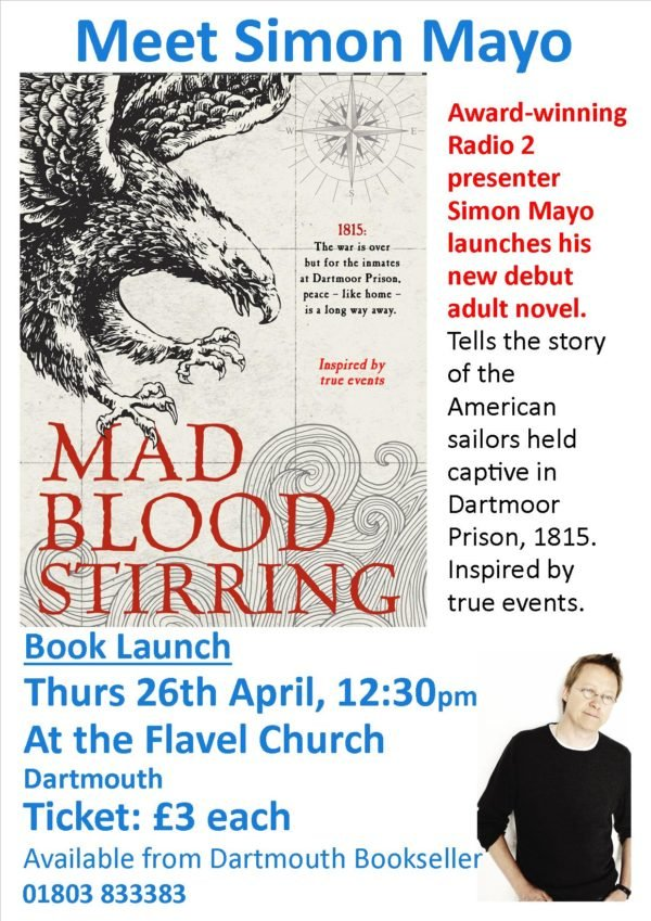 Simon Mayo Book Launch