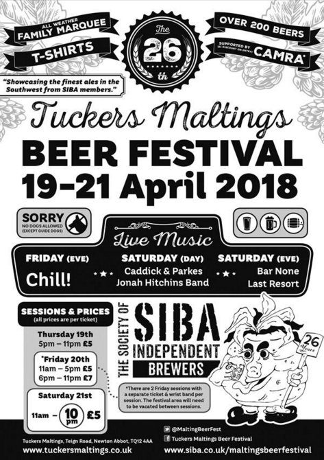tuckers maltings festival 2018