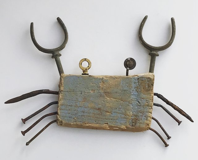 Crab - Kirsty Elson