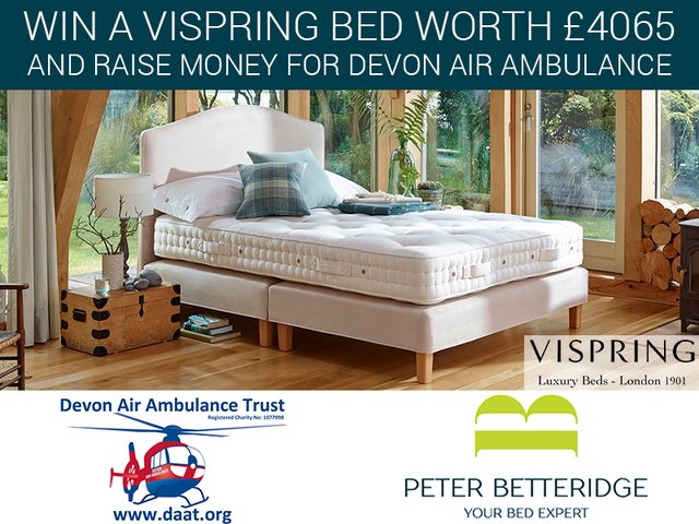 Peter Betteridge win a vispring bed image.png