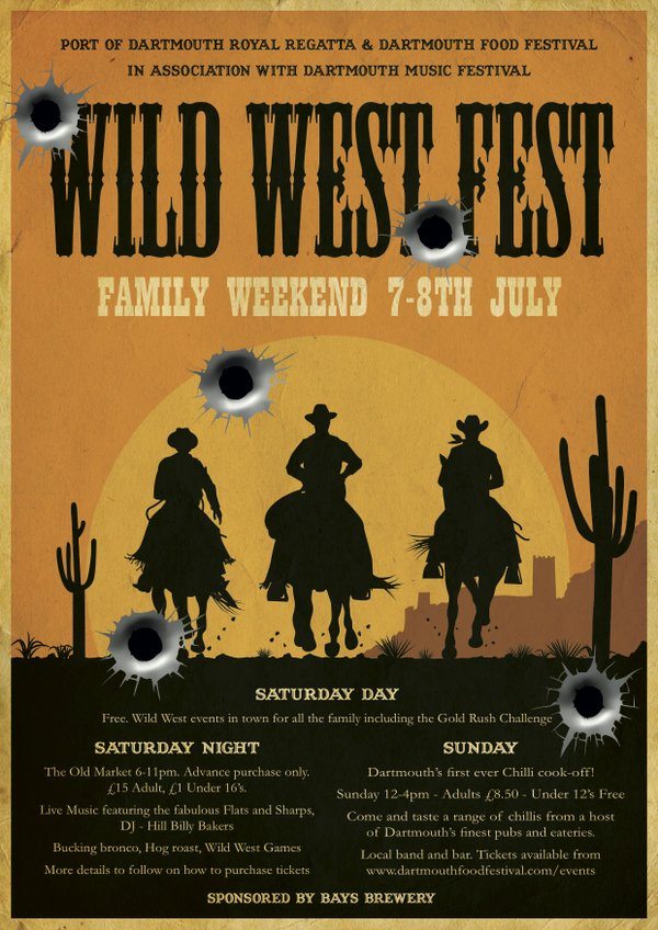 Wild West Fest Family Weekend