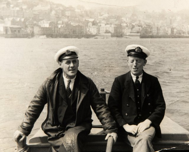 Memories of George Henry Ridalls, Dart Harbour Pilot
