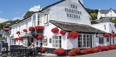 The Floating Bridge pub