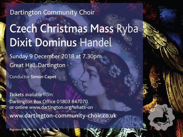 dartington choir czech mass