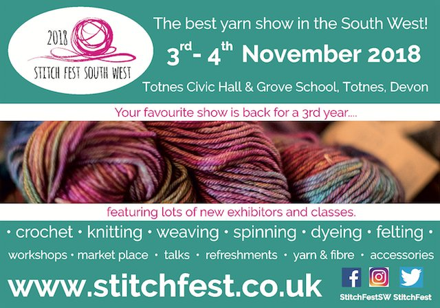 Stitch Fest South West 2018