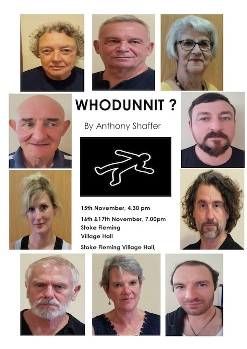 whodunnit start bay performers