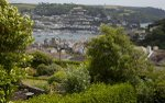 The view from Beacon House, Dartmouth