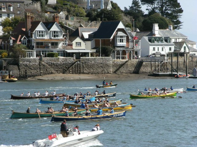 Gig Racing on the Dart