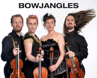 Bowjangles Event in aid of Dartmouth Mayflower 400