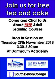 south devon college adult learning