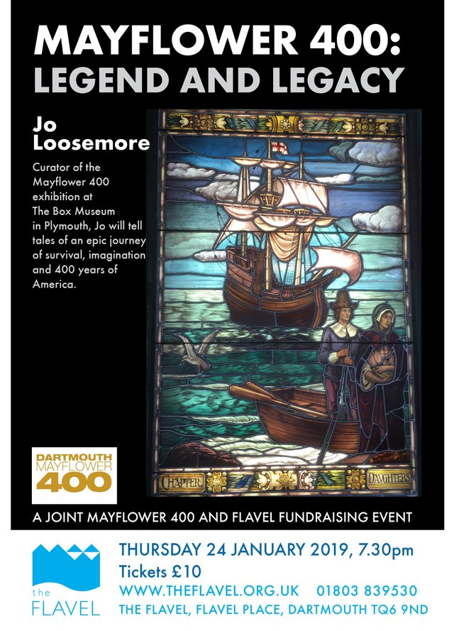 Mayflower 400 - Legend & Legacy