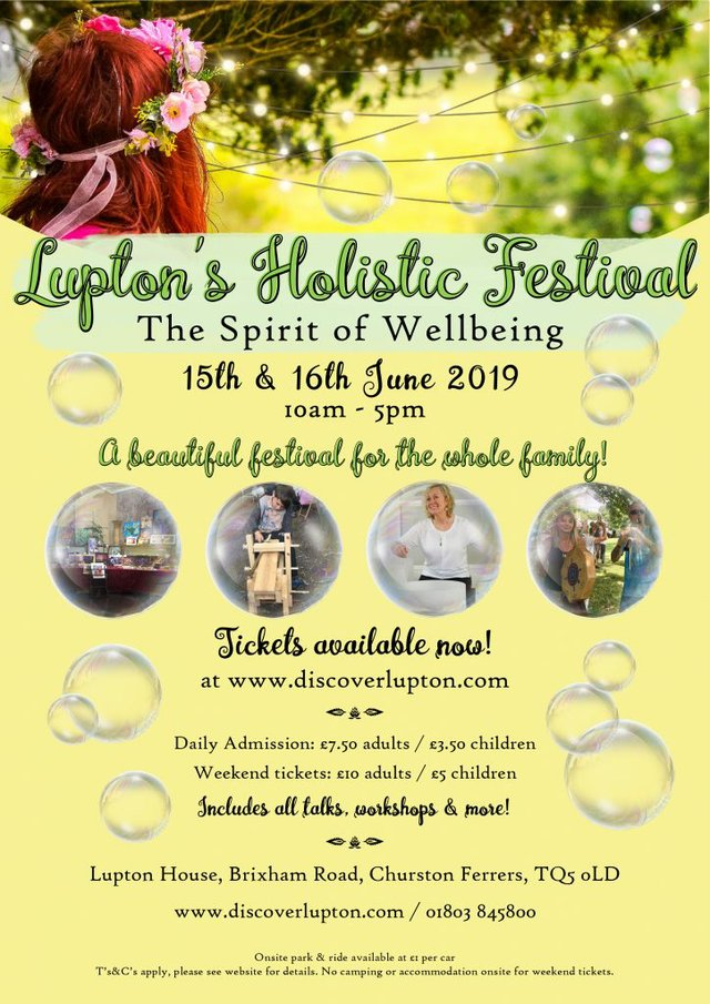 lupton holistic poster