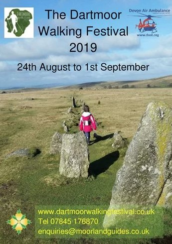 dartmooor walking festival 2019