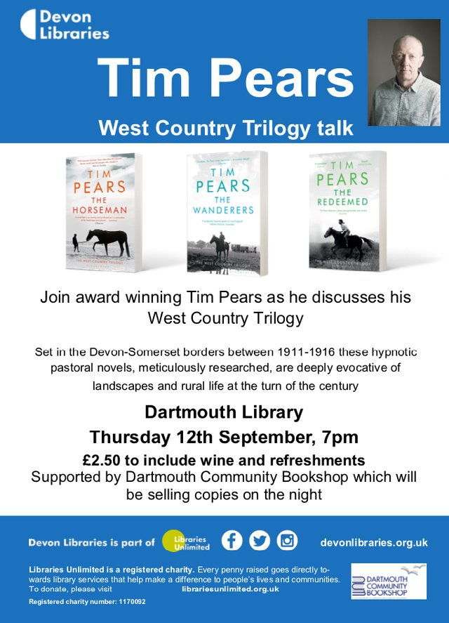 tim pears talk