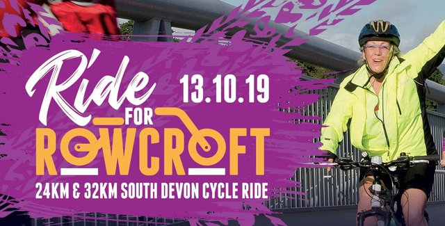 ride for rowcroft 2019