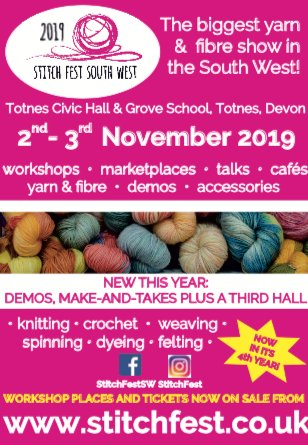 Stitch Fest South West 2019