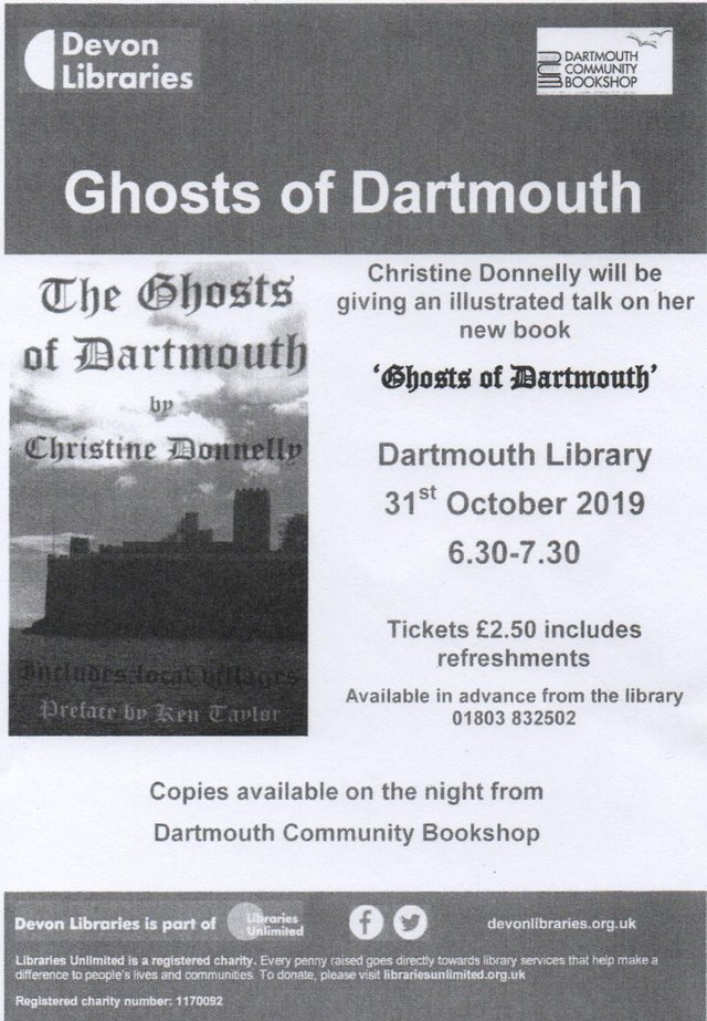 ghosts of dartmouth