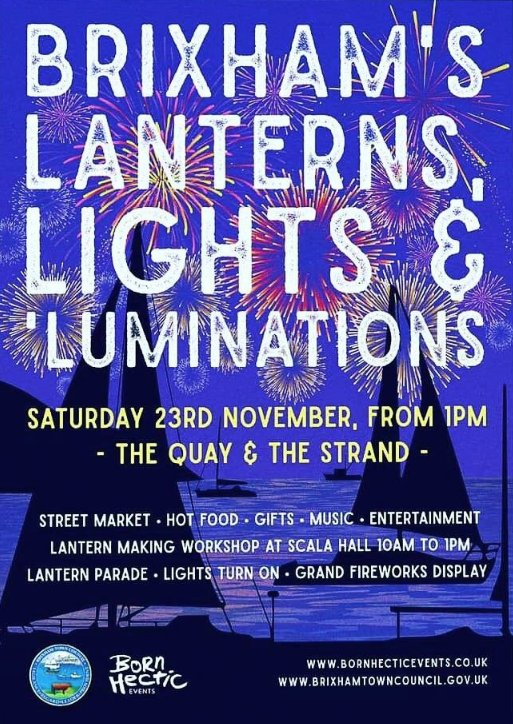 Lanterns, Lights and 'luminations