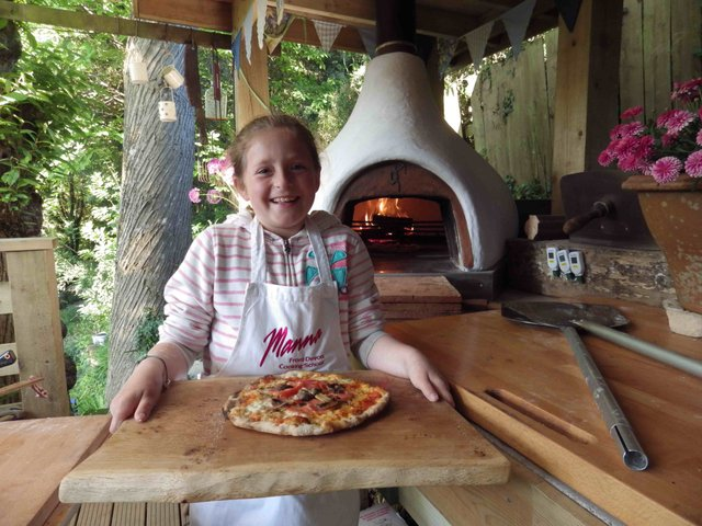 Wood Fired Pizza Com[