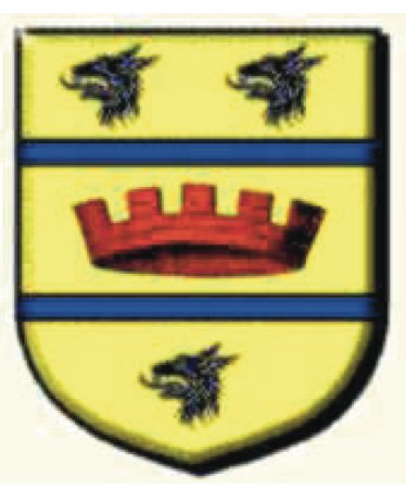 The Seale Family shield