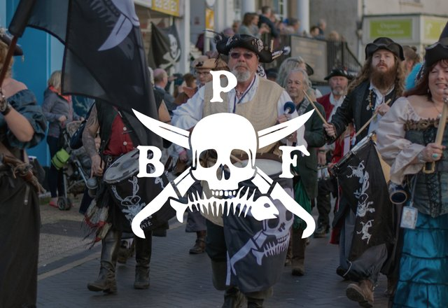 Brixham Pirate Festival 2021