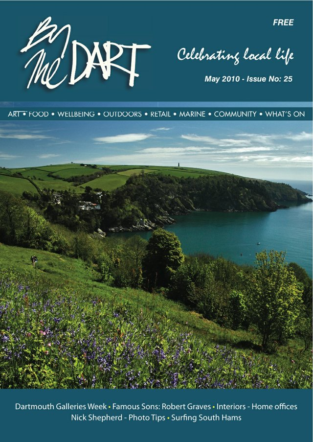 May 2010 By The Dart Front Cover