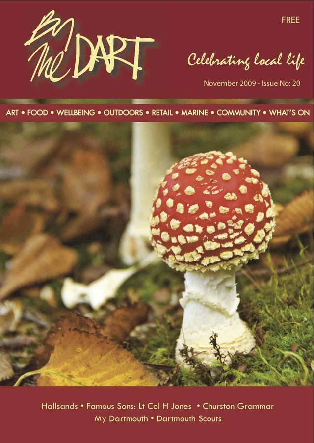 November 2009 By The Dart Front Cover