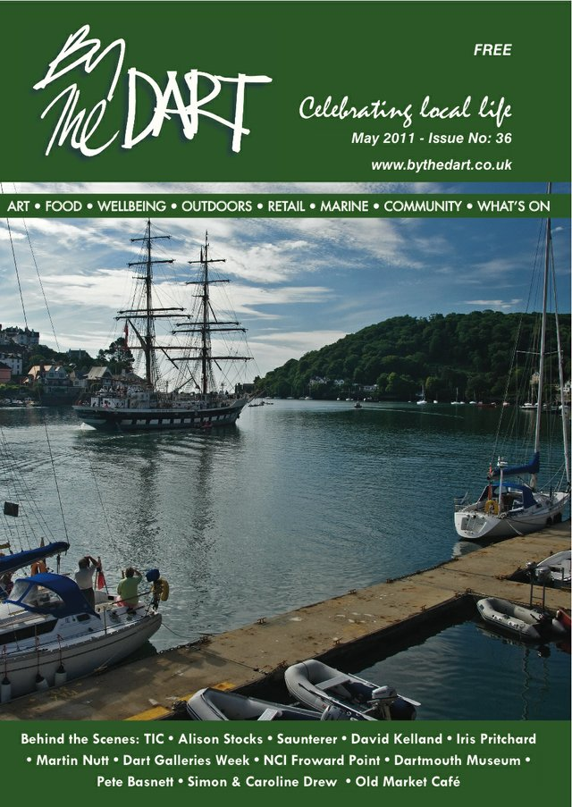 May 2011 The Dart Front Cover