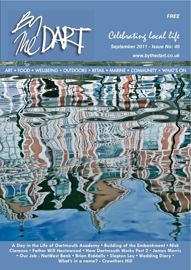 September 2011 The Dart Front Cover