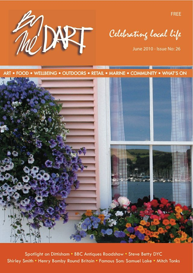 June 2010 The Dart Front Cover