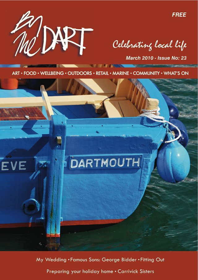 March 2010 The Dart Front Cover