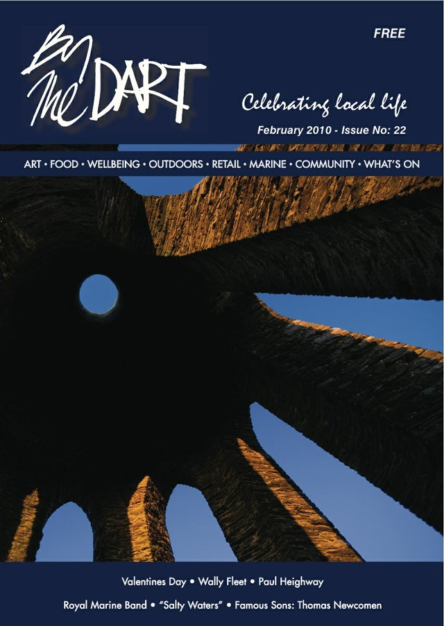 February 2010 The Dart Front Cover