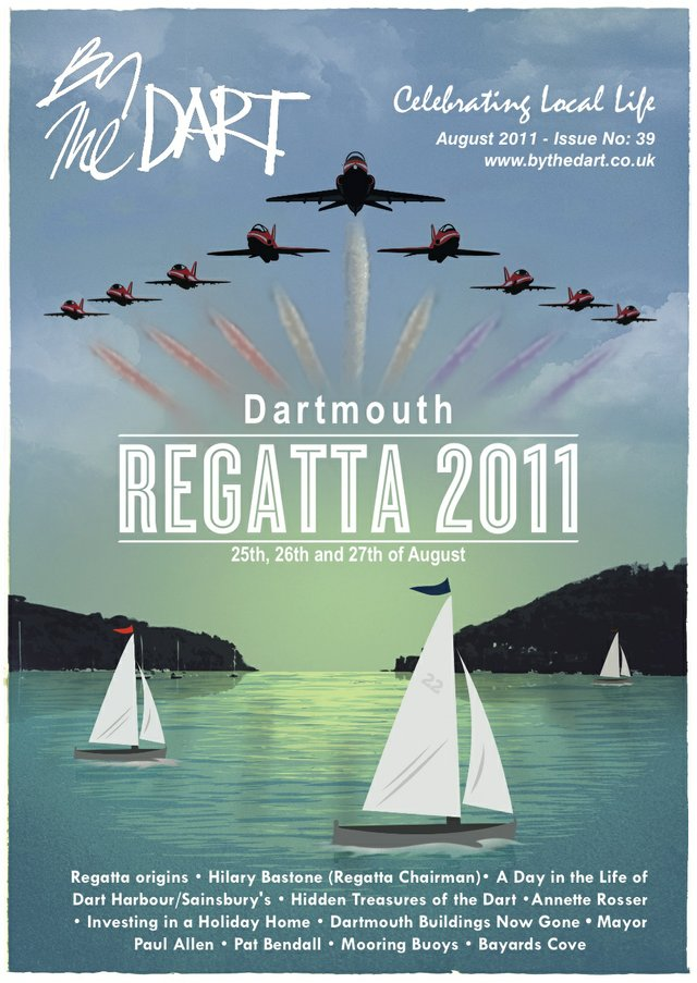 August 2011 The Dart Front Cover