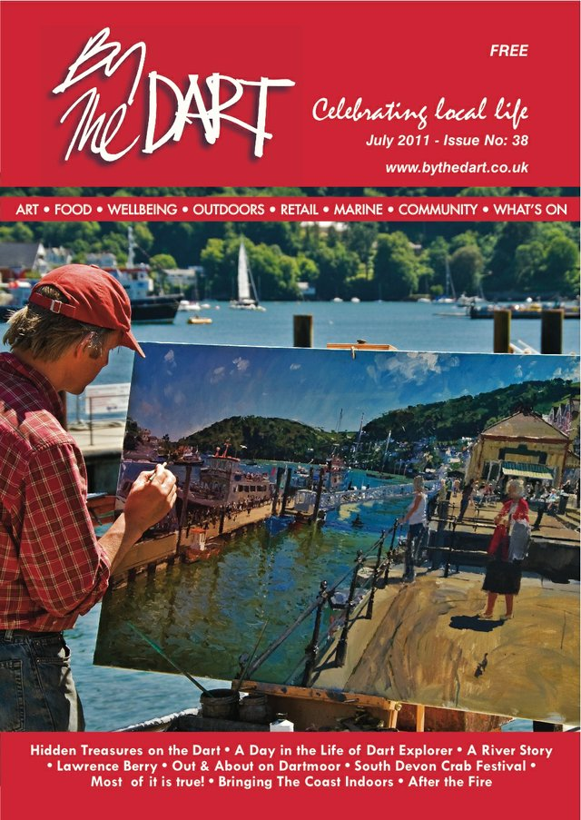 July 2011 The Dart Front Cover